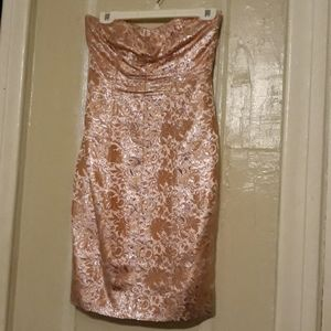 Cocktail dress.